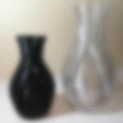 Free 3d printer files Modern Vase, PentlandDesigns