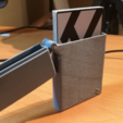 Free 3D print files Zippo Business Card Holder, PentlandDesigns