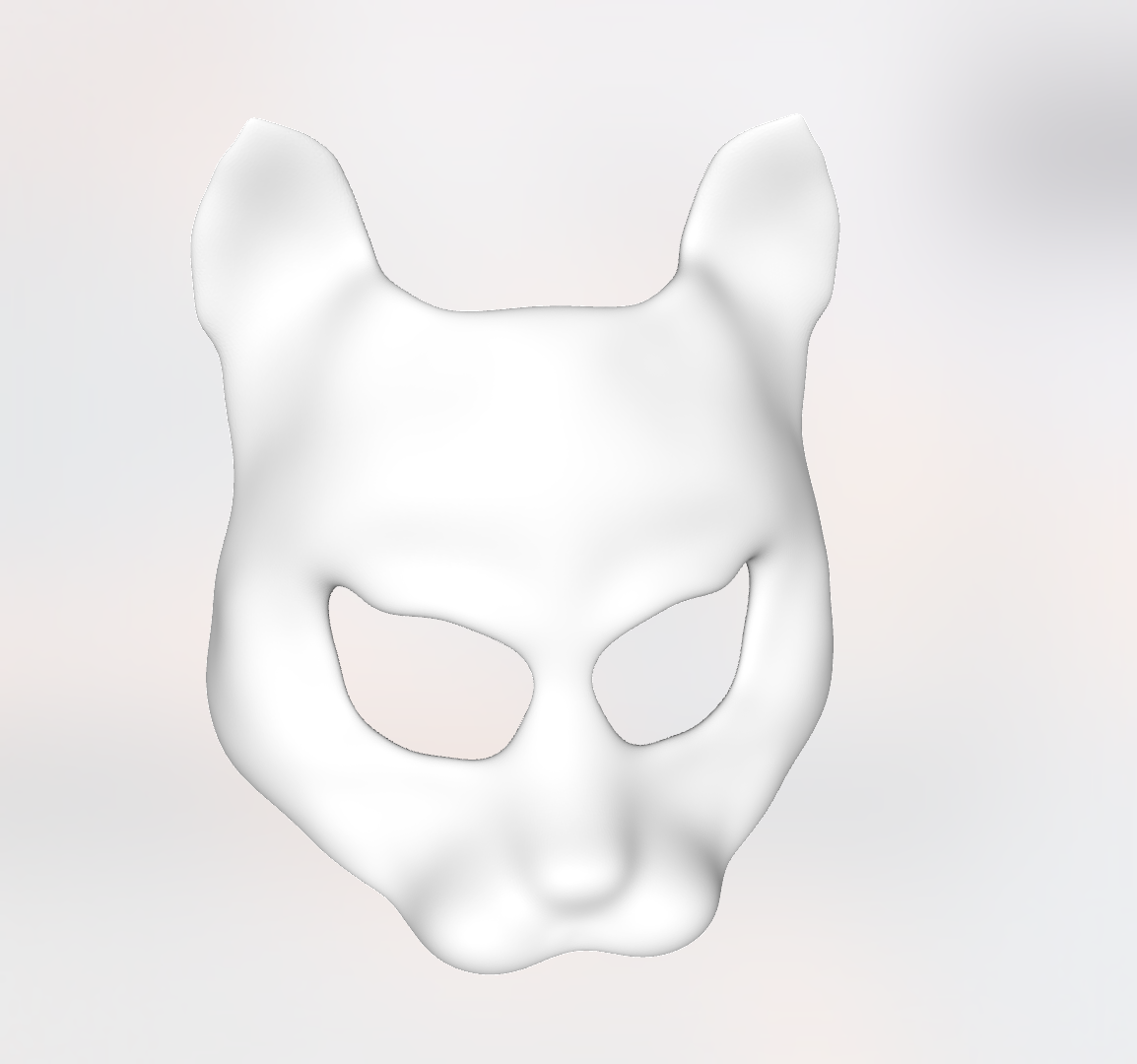 Screen Shot 2017-09-28 at 8.28.54 PM.png Download free STL file Street Cat Mask • 3D printer template, delukart