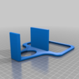 Download free STL file Ikea malm bedside pocket • 3D printable model, delukart