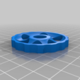 Download free STL file Two Trees Sapphire S Bed leveling wheel • 3D printer design, delukart