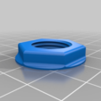 Download free STL file the flusher • Template to 3D print, delukart