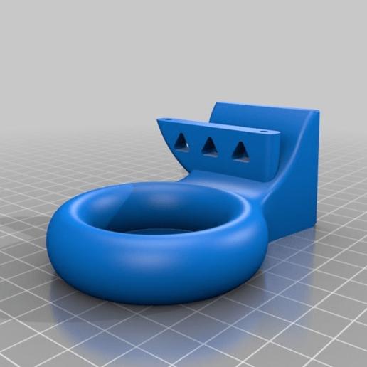 Download free STL file duplicator i3 40mm circular cooler v2 • 3D printable object, delukart