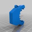 Download free STL file east3d gecko-mk3-e3d-hybrid part cooler ((UPDATED)) • Design to 3D print, delukart
