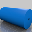 Download free STL file Two Trees Sapphire S   Magnetic spool holder roller add on • Design to 3D print, delukart