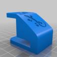 Download free STL file East3D gecko coreXY x-y pulley brace • 3D printer model, delukart
