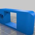 Download free STL duplicator 4s door lift hinge.. v1.2 (should work with makerbot/flashforge and more), delukart
