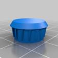 Download free STL file (updated)wanhao duplicator i3 adjustable feet • 3D print model, delukart