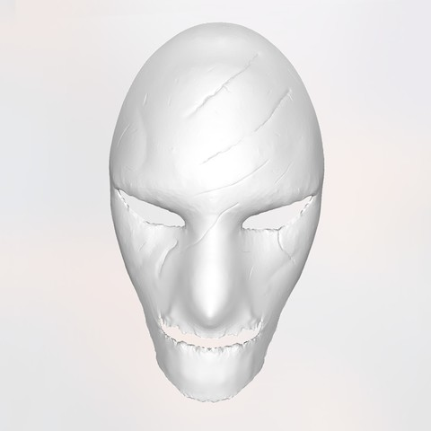 Download free 3D printer designs Galu Mask, delukart
