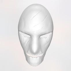 Descargar archivos 3D gratis Máscara de Galu, delukart