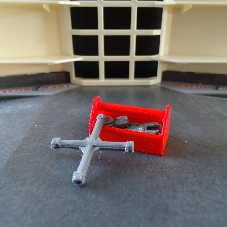 DSC06522.JPG Download free STL file Playmobil Tool Box • 3D printing template, LaWouattebete