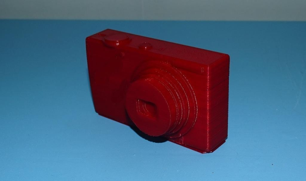 Appareil Photo_Camera.jpg Download free STL file Camera _ Camera • Design to 3D print, LaWouattebete