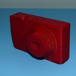 Appareil Photo_Camera.jpg Download free STL file Camera _ Camera • Design to 3D print, LaWouattebete