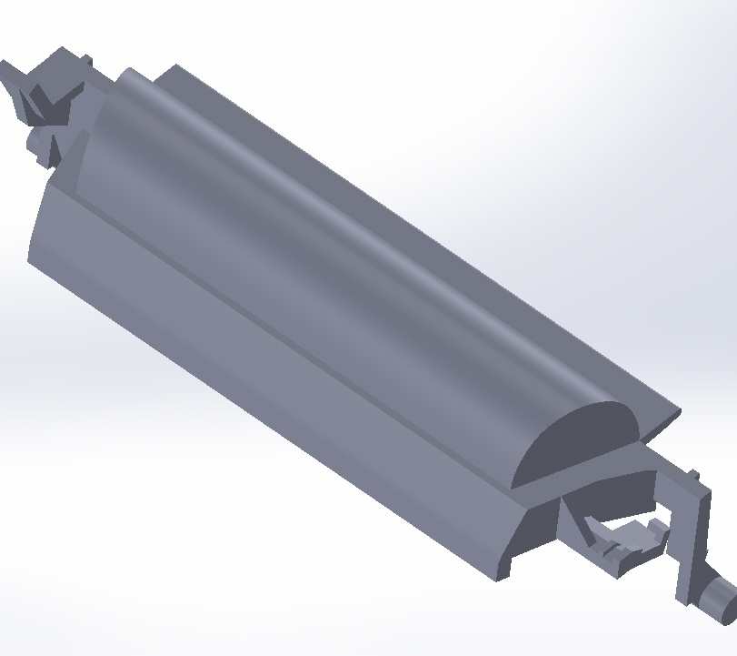 Poignée lave vaisselle.JPG Télécharger fichier STL gratuit Poignée Lave-vaisselle • Plan à imprimer en 3D, LaWouattebete