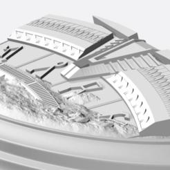 Modèle 3D Modèle de collection d'accessoires Stargate, PMF