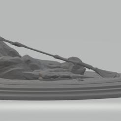 j4.png Download STL file Stargate jaffa staff prop collection • 3D printable design, PMF