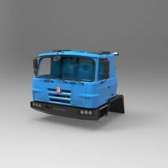 tatra terrno 1.730.jpg Download STL file Terrno 1 cabin  • 3D printable design, martinaandrea