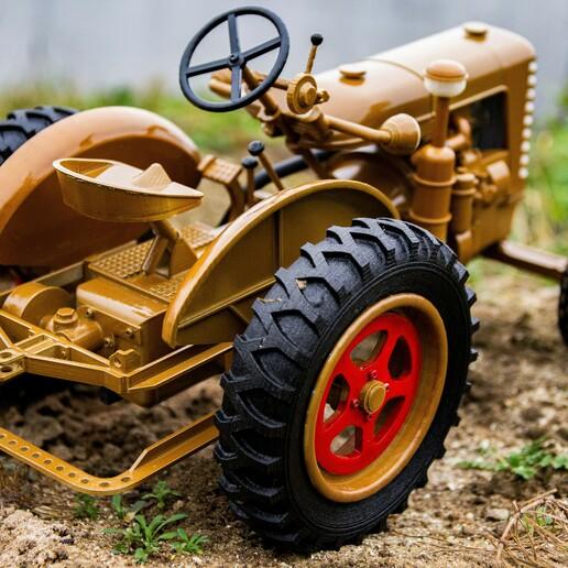 4.jpg Download STL file Replica Zetor 25T 1/10 RC model  • 3D printer design, martinaandrea