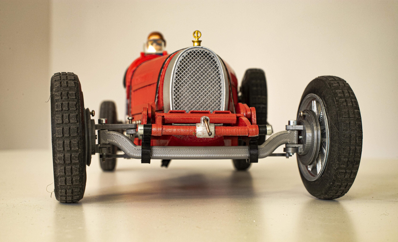 23.jpg Download STL file Vintage cars - 3 + 2 GRATIS !!!! • 3D printer design, 3D-mon