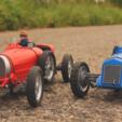 foto vodici.png Download STL file Vintage cars - 3 + 2 GRATIS !!!! • 3D printer design, 3D-mon