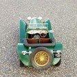 3.jpg Download STL file Vintage cars - 3 + 2 GRATIS !!!! • 3D printer design, 3D-mon