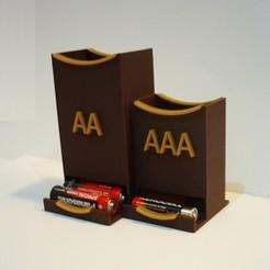 Descargar diseños 3D Soporte de la batería, martinaandrea