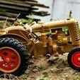 6.jpg Download STL file Replica Zetor 25T 1/10 RC model  • 3D printer design, martinaandrea
