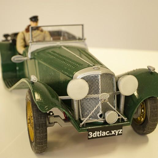 17.jpg Download STL file Vintage cars - 3 + 2 GRATIS !!!! • 3D printer design, 3D-mon