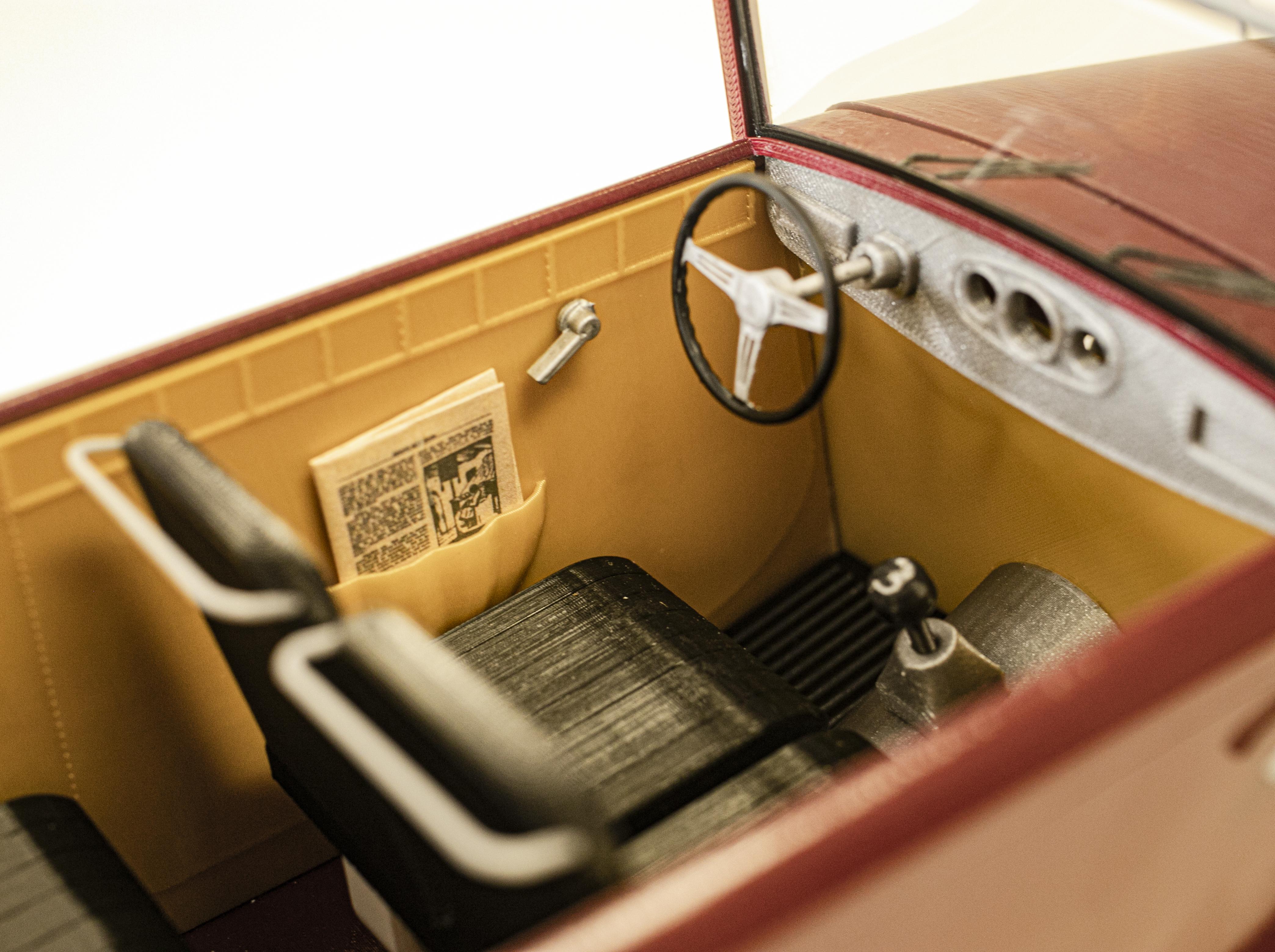15.jpg Download STL file Vintage cars - 3 + 2 GRATIS !!!! • 3D printer design, 3D-mon