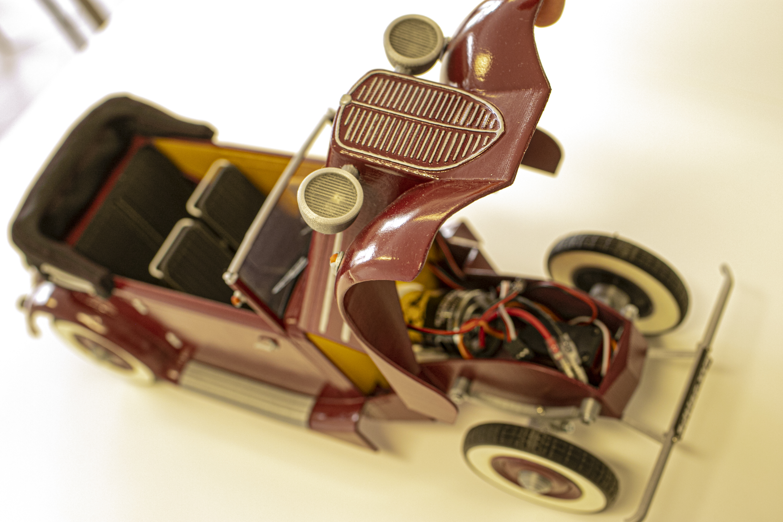 14.jpg Download STL file Vintage cars - 3 + 2 GRATIS !!!! • 3D printer design, 3D-mon
