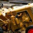 3.jpg Download STL file Replica Zetor 25T 1/10 RC model  • 3D printer design, martinaandrea