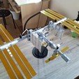 3D print model ISS space station, martinaandrea