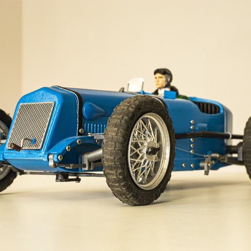 21.jpg Download STL file Vintage cars - 3 + 2 GRATIS !!!! • 3D printer design, 3D-mon