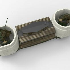 untitled.216.jpg Download STL file Armored vagon • 3D print design, martinaandrea