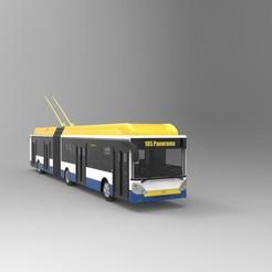 Descargar modelos 3D para imprimir Autobús Skoda IRIS, martinaandrea