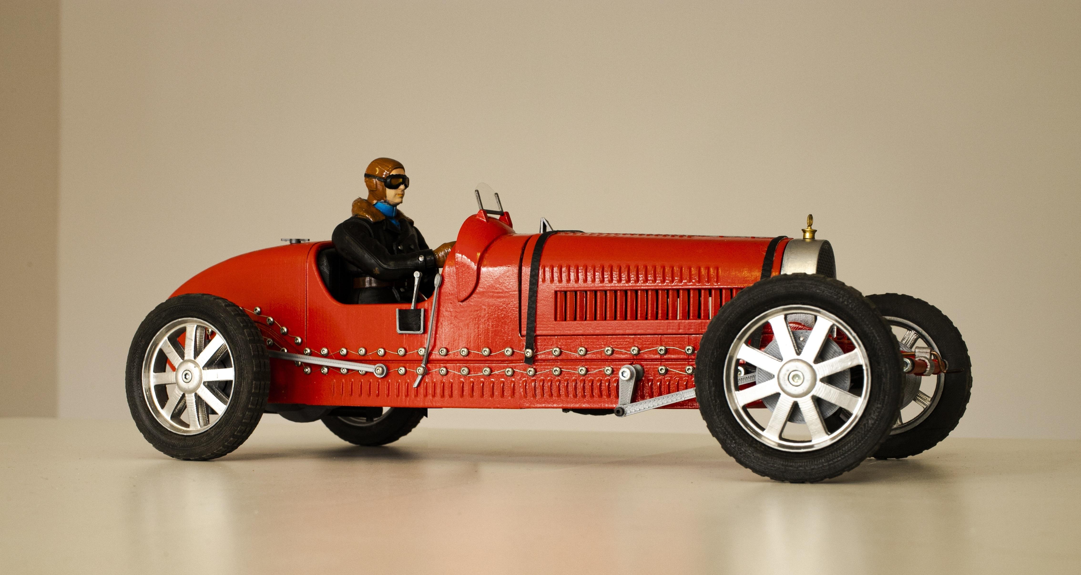 25.jpg Download STL file Vintage cars - 3 + 2 GRATIS !!!! • 3D printer design, 3D-mon