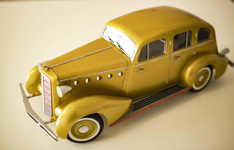 01.jpg Download STL file Vintage cars - 3 + 2 GRATIS !!!! • 3D printer design, 3D-mon