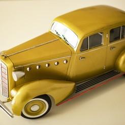 01.jpg Download STL file Vintage cars - 3 + 2 GRATIS !!!! • 3D printer design, martinaandrea