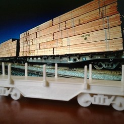 dartt.jpg Download STL file cargo train • 3D printable object, Amador