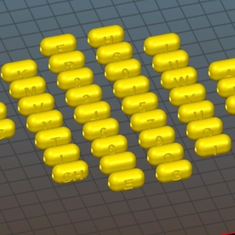 Download free STL file Beads • Object to 3D print, Amador