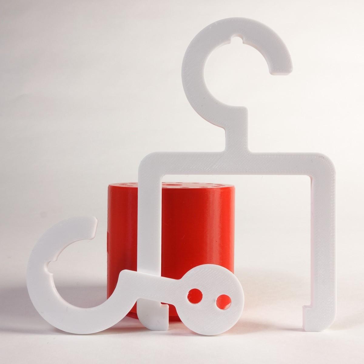 Marilyn_hooks.jpg Download STL file MARILYN • 3D print model, svdv