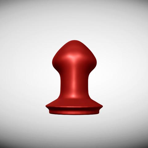 plug-head-2.png Download STL file Smooth Plug • Template to 3D print, RileyAndEllie