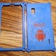 Free 3D model Nexus 4 protective case, _MSA_