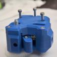 Download free 3D printer designs Drakon reinforced extruder, _MSA_