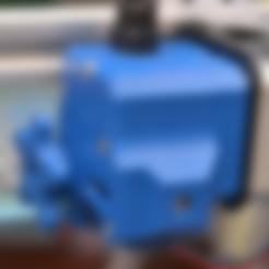 Drakon_Filament_Guide.stl Download free STL file Drakon reinforced extruder • 3D printer template, _MSA_