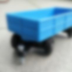 Tracktor_ws.stl Download free STL file Trailer • 3D printable model, _MSA_