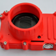 Download free STL file Action protection cover for Canon SX230 HS • 3D printable template, _MSA_