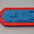 Download free STL file Hovercraft • Model to 3D print, _MSA_