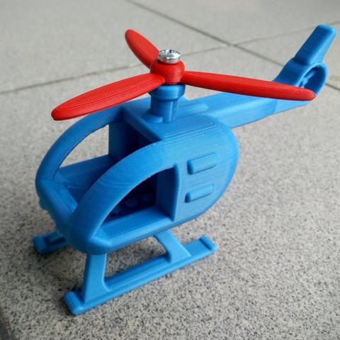 modelos 3d gratis Helicóptero Lego, _MSA_