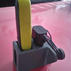 DSC_0786.JPG Télécharger fichier STL gratuit Dock pour rasoir One Blade • Modèle pour imprimante 3D, kamikase38